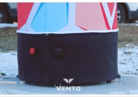 VENTO Säule - mit Ventilen